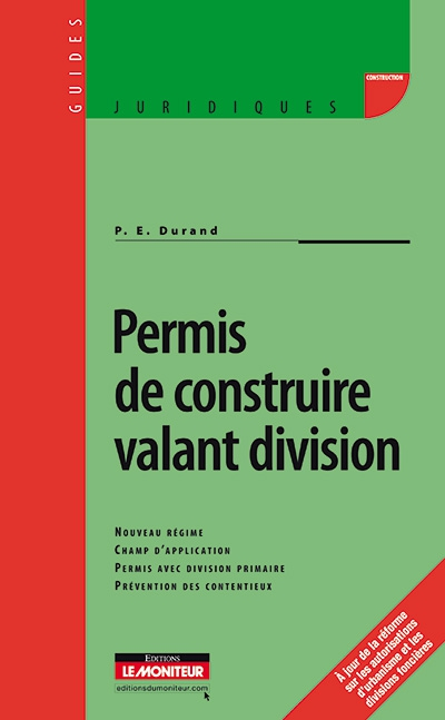 Publications jurisurba for Superficie permis de construire